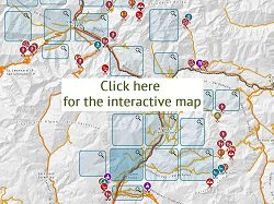 Map Winter Southtyrol